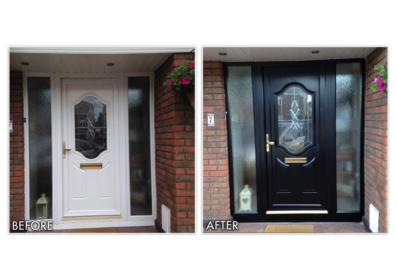 Black Upvc Windows >> Painting Upvc Windows | Upvc Door Paint | Upvc Spray Paint ...